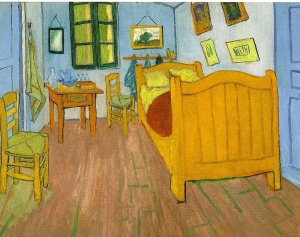 """The Bedroom"" Van Gogh"