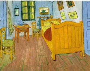 """""""The Bedroom"""" Van Gogh"""