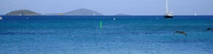 Maho Bay, US Virgin Islands
