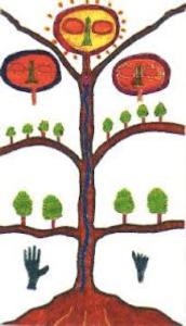 Speaker of trees