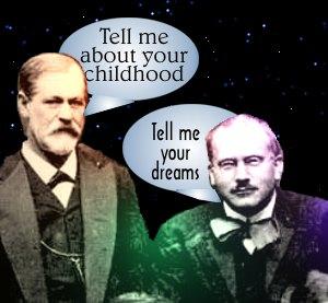 Freud v Jung